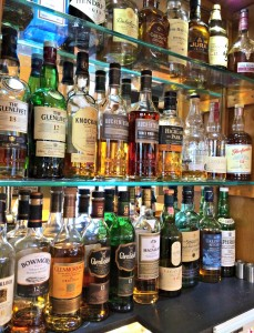Whisky Selection